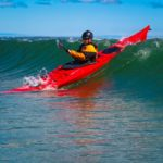 Sea Kayak Srufing